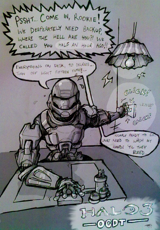 Rookie Habits (Halo 3: ODST)